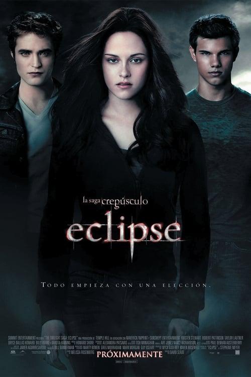 Crepúsculo la saga 3: Eclipse