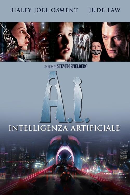 A.I. - Intelligenza Artificiale (2001)