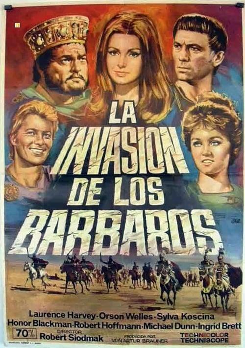 Mira La invasión de los bárbaros En Buena Calidad Gratis