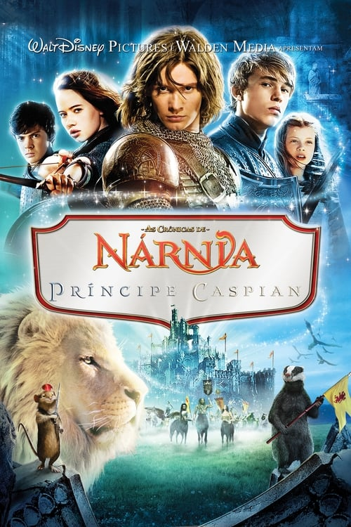 Assistir As Crônicas de Nárnia - Príncipe Caspian - HD 720p Blu-Ray Online Grátis HD