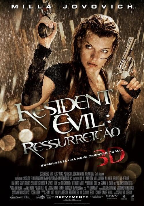 Assistir Resident Evil 4 - Recomeço - HD 720p Dublado Online Grátis HD