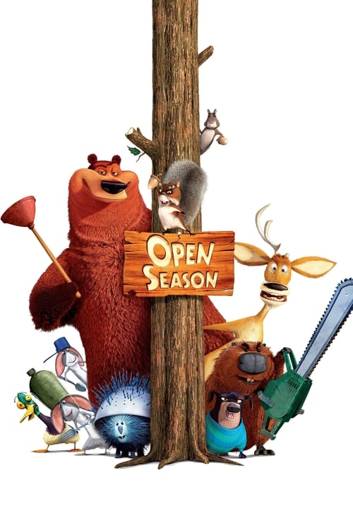 Watch Open Season (2006) Movie Free Online