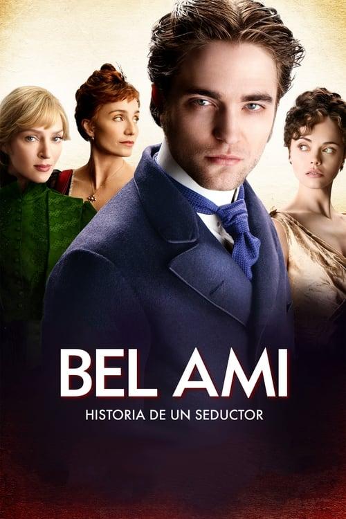 Mira La Película Bel Ami: Historia de un seductor Con Subtítulos En Línea
