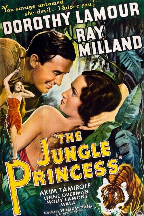 Película The Jungle Princess Gratis