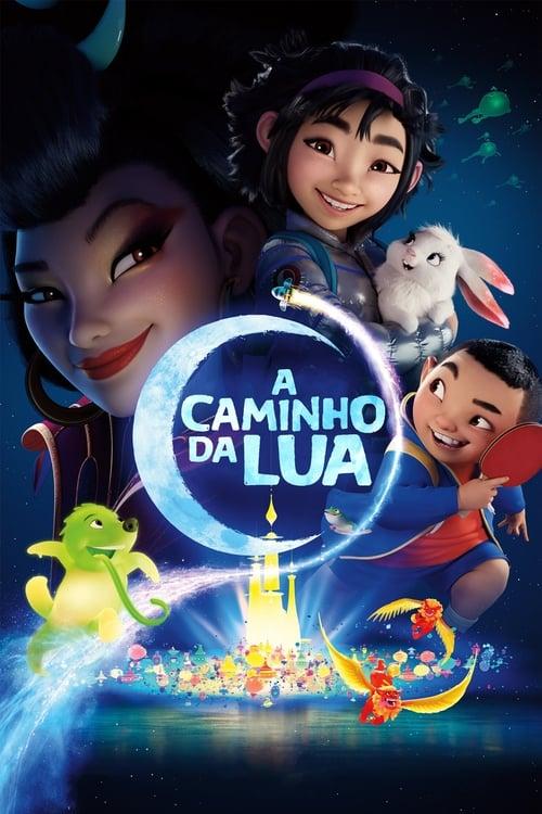 Assistir A Caminho da Lua - HD 720p Dublado Online Grátis HD