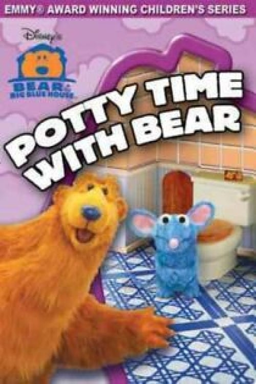 Mira Bear in the Big Blue House - Potty Time With Bear Gratis En Línea