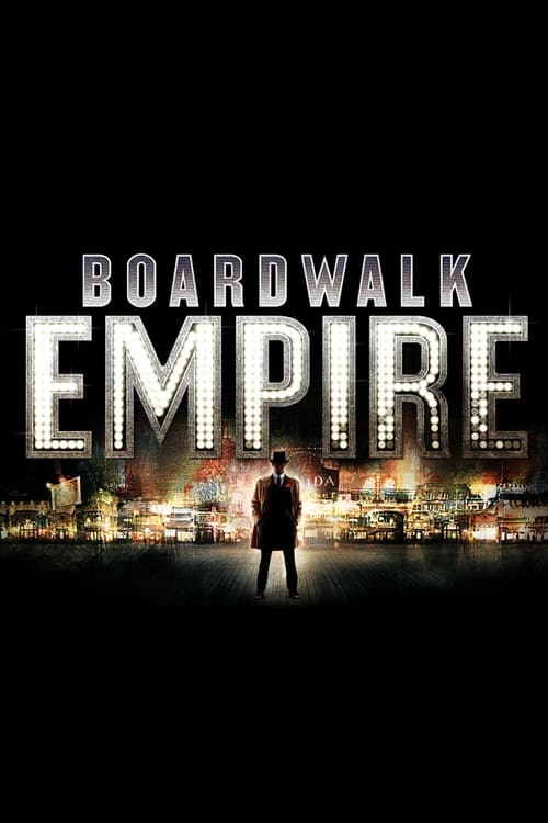 The poster of Boardwalk Empire