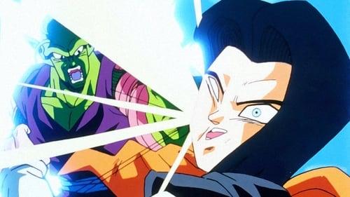 Piccolo Contra o Androide Nº 17!!