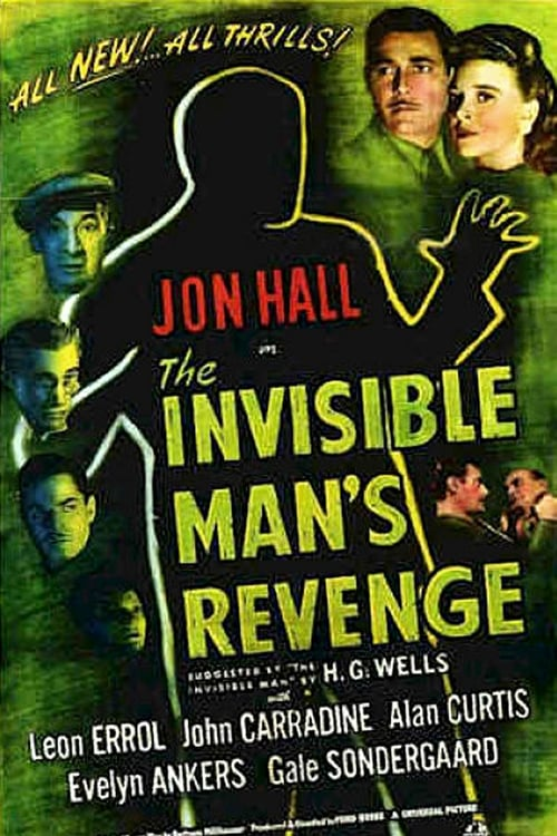 Filme The Invisible Man's Revenge Online Grátis