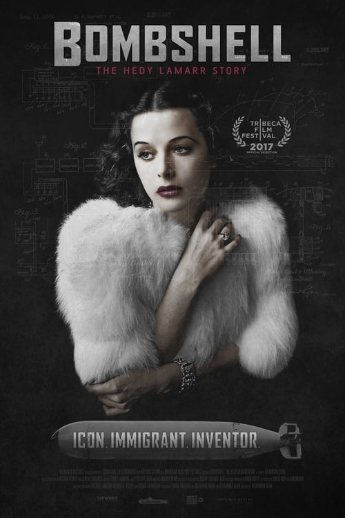 Where Bombshell: The Hedy Lamarr Story