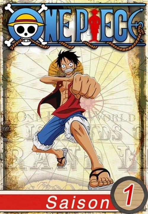 One Piece: Saison 1