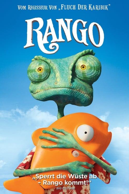Rango - Animation / 2011 / ab 6 Jahre