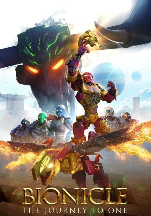 Watch LEGO Bionicle: The Journey to One online