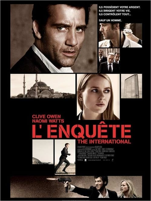 L'Enquête Film Streaming VF