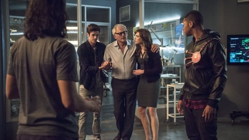 The Flash: Season 2 – Episode The Fury of Firestorm