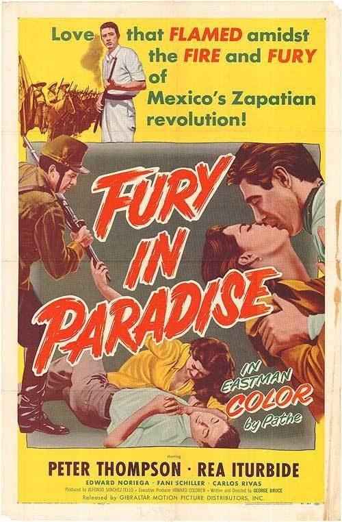 Assistir Fury in Paradise Dublado Em Português