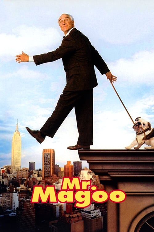 Mira La Película Mr. Magoo En Español