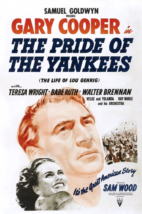 Watch The Pride of the Yankees (1942) Full Movie
