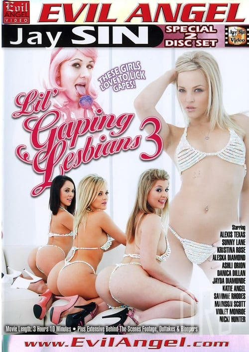 Ver pelicula Lil' Gaping Lesbians 3 Online