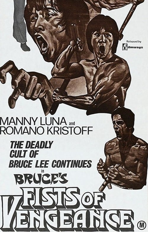 Bruce's Fists Of Vengeance (1980)