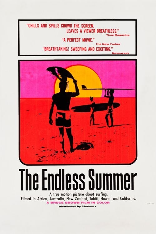 Largescale poster for The Endless Summer
