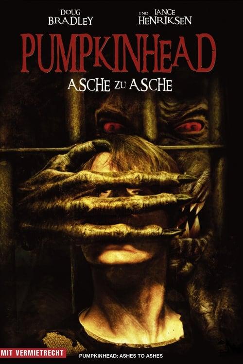 Film Pumpkinhead: Asche zu Asche Kostenlos In Deutsch