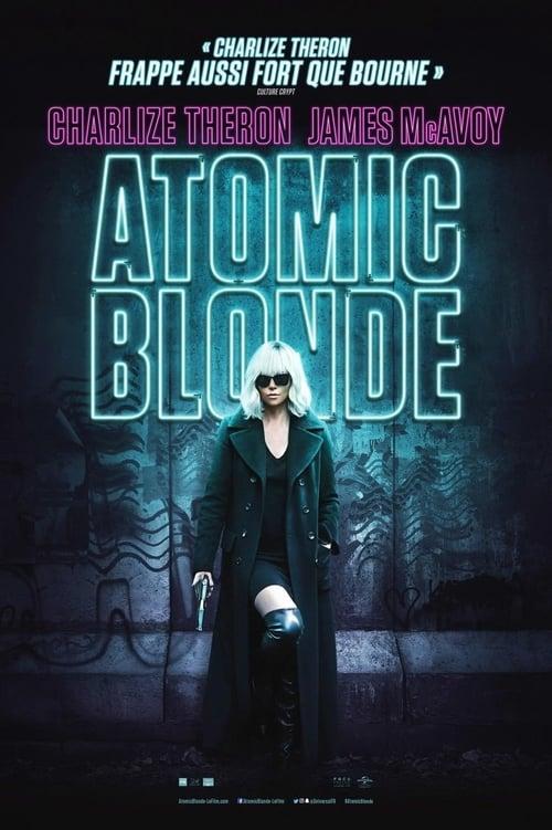 [1080p] Atomic Blonde (2017) streaming Netflix FR