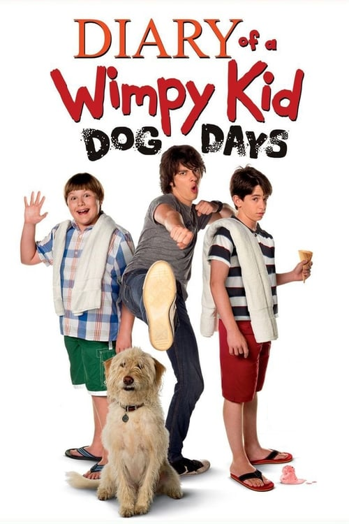 Diary of a Wimpy Kid Dog Days (2012) ไดอารี่ของเด็กไม่เอาถ่าน 3