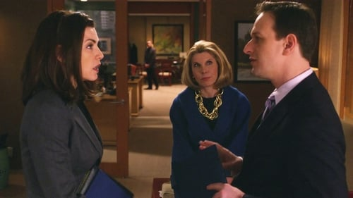 The Good Wife - Season 2 - Episode 16: Great Firewall
