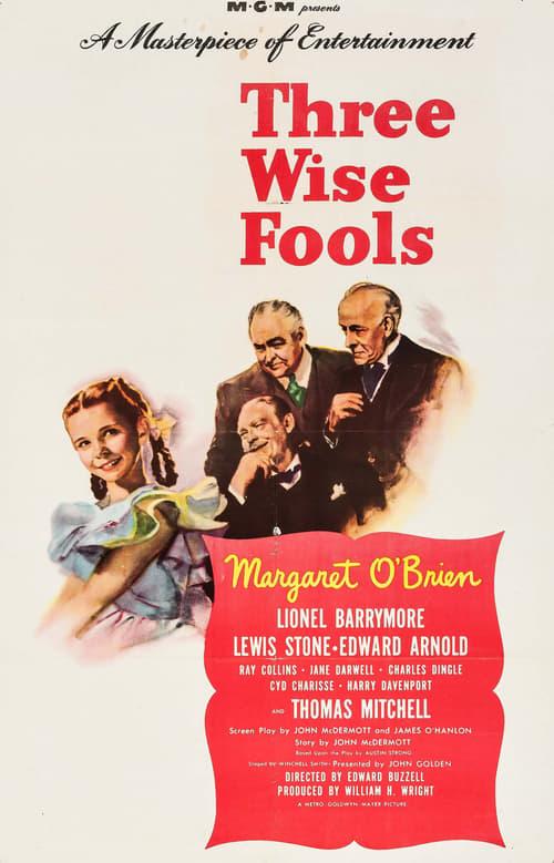 Película Three Wise Fools Con Subtítulos