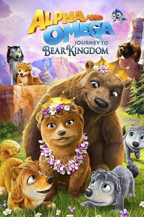 Mira La Película Alpha & Omega: Journey to Bear Kingdom En Buena Calidad Hd 720p