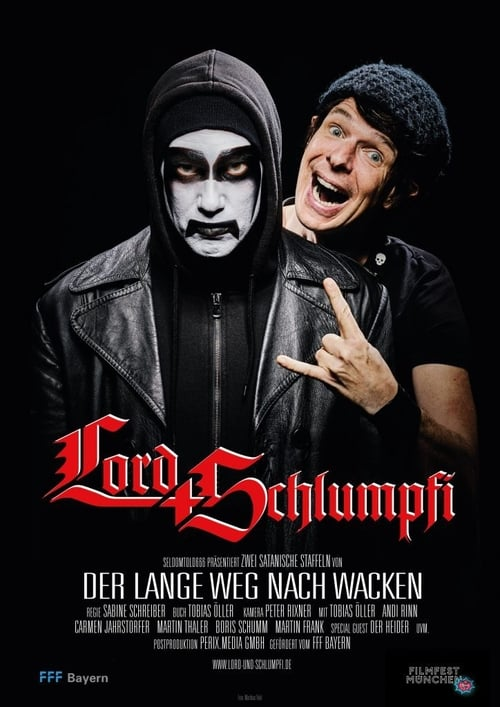 Lord & Schlumpfi: The long way to Wacken