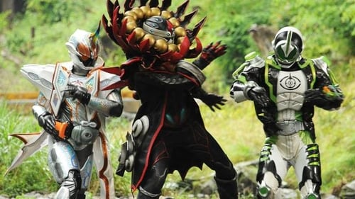 Kamen Rider: Ghost – Episod Astonishment! The Truth About the Hermit!