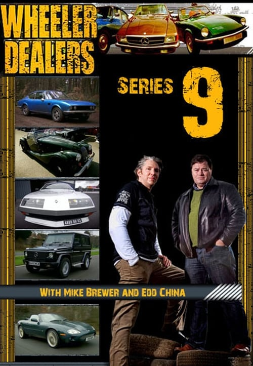 Wheeler Dealers: Season 9
