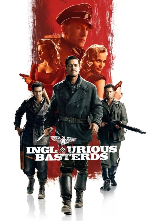 Watch Inglourious Basterds (2009) Full Movie