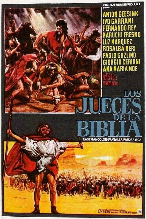 Mira La Película Los jueces de la Biblia (Gedeón y Sansón) En Buena Calidad Hd 1080p