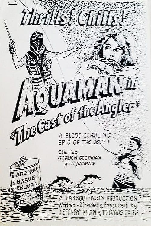 Aquaman: The Cast of the Angler