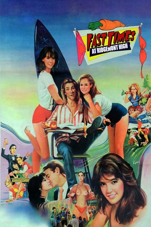 Watch Fast Times at Ridgemont High (1982) Full Movie