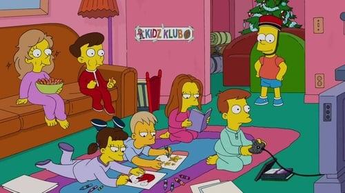 The Simpsons - Season 25 - Episode 8: White Christmas Blues