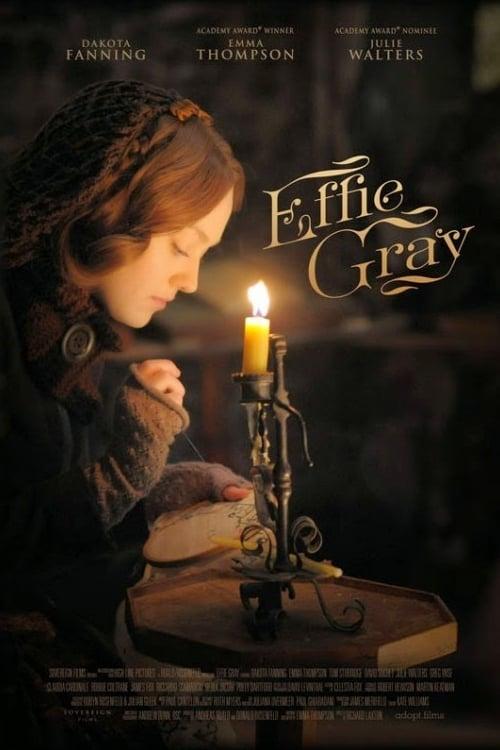 Streaming Effie Gray (2014) Full Movie