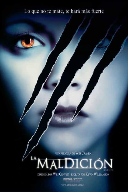 Película La maldición (Cursed) Doblada En Español