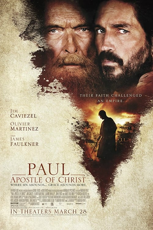 Box office prediction of Paul, Apostle of Christ