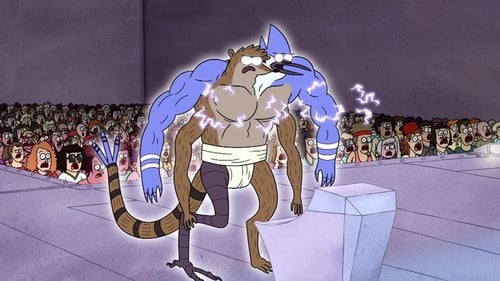 Regular Show 2011 Dvd: Season 3 – Episode Video Game Wizards