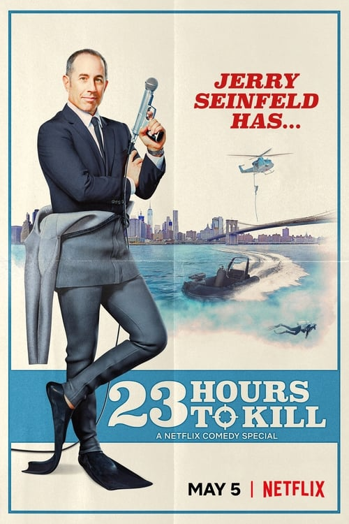 Jerry Seinfeld: 23 Hours To Kill Found