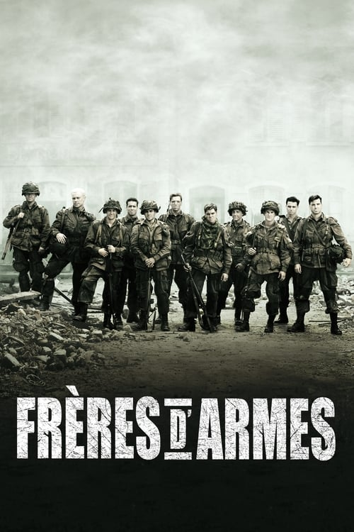 Les Sous-titres Frères d'armes (2001) dans Français Téléchargement Gratuit   720p BrRip x264