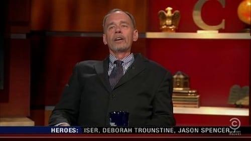 The Colbert Report: Season 7 – Episod David Carr
