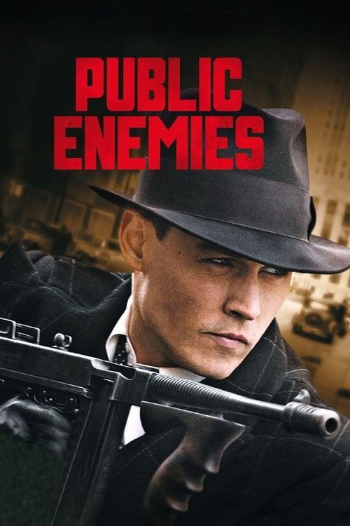 Public Enemies - Krimi / 2009 / ab 12 Jahre