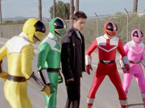 Power Rangers 2001 Full Tv Series: Time Force – Episode Lovestruck Rangers