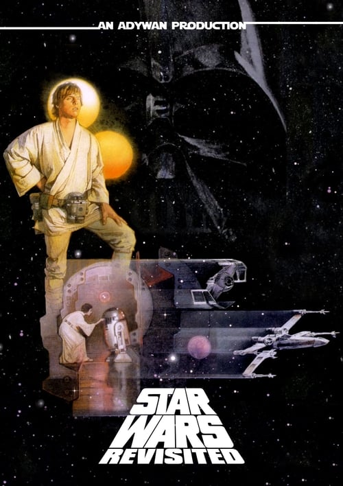 Largescale poster for Star Wars: Episode IV - A New Hope Revisited
