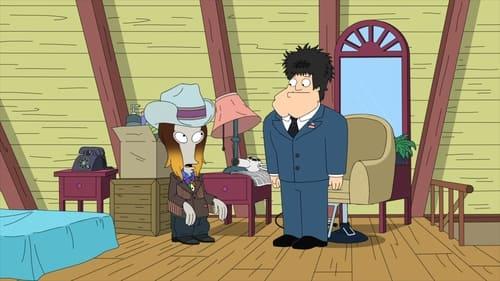 American Dad! - Season 18 - Episode 15: Comb Over: A Hair Piece